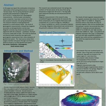 Poster 2nd International Conference On Geoscience And Earth Resources Icgere 2020